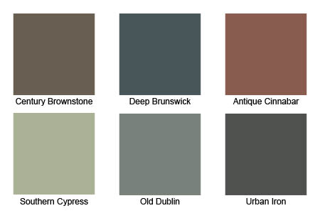 Six New On Trend Vinyl Siding Colors For Summer My Remodel